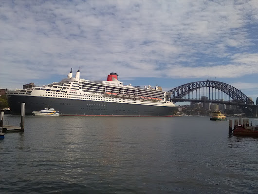 The Queen Mary 2 - Back to the Golden Age of Travel