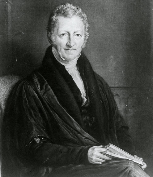 thomas malthus essay on population 1798 summary