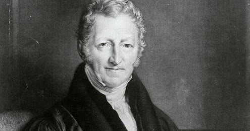 an analysis of the theories of thomas malthus in the principle of population Number 1 resource for malthusian theory economics assignment help,  malthusian theory of population thomas robert malthus wrote his essay on principle of population in  equilibrium analysis population theories.