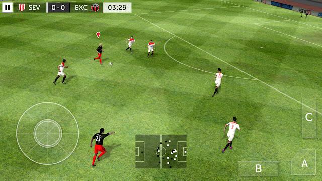 first touch soccer 2016 mod apk indir
