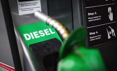 ANP confirma manutenção do preço do diesel