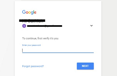 Gmail Password Change Tutorial