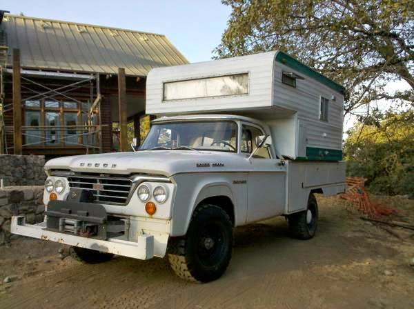 Used RVs 1963 Dodge Power Wagon Offroad RV For Sale by Owner