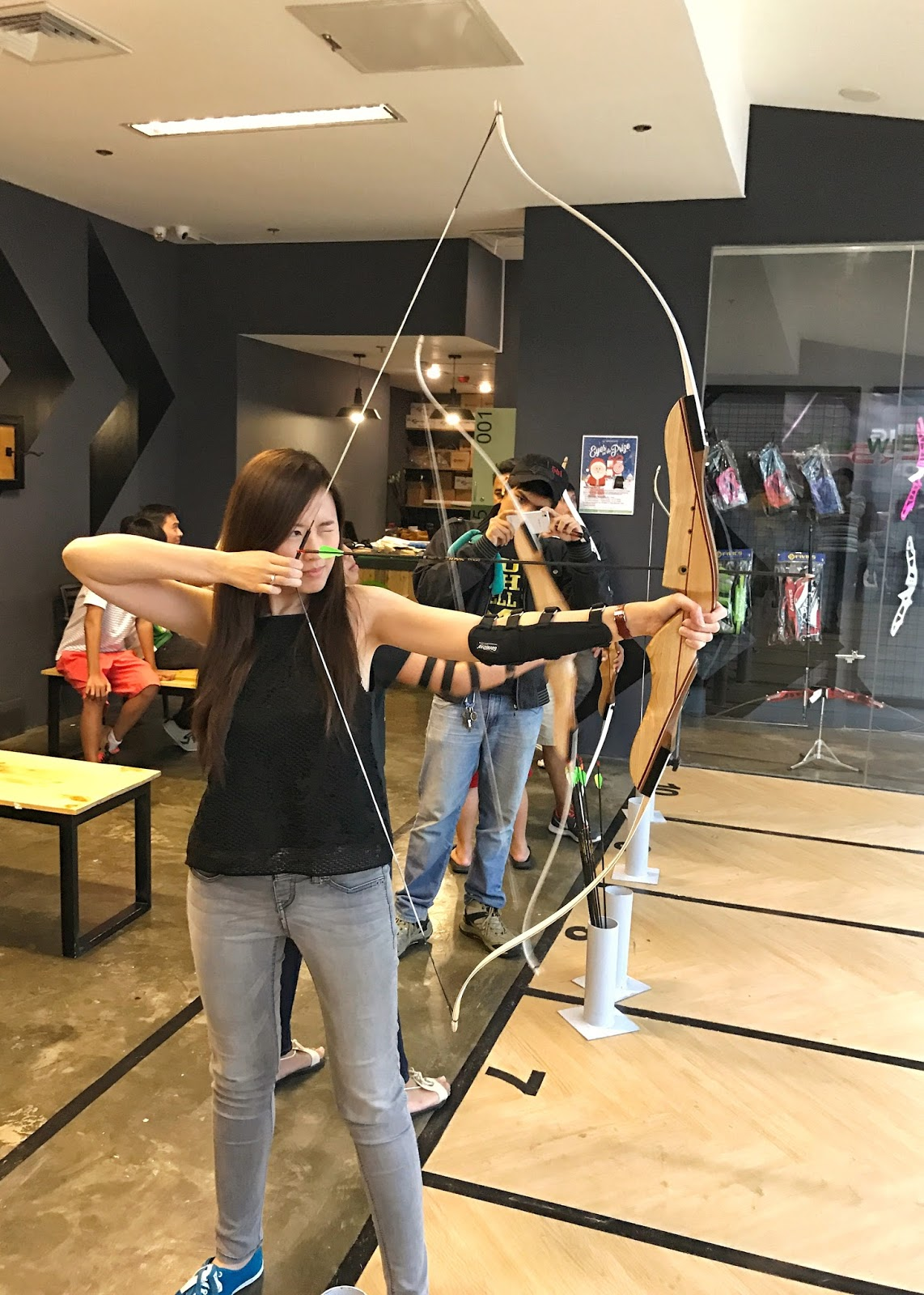 Archery 101: Arrowland by Gandiva - What Mary Loves