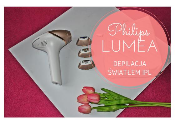 Philips Lumea Prestige - depilacja światłem IPL, czy warto?