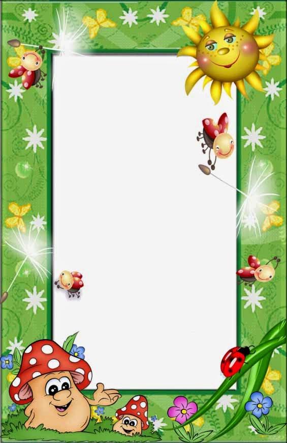 psd frame for kids | psd frame