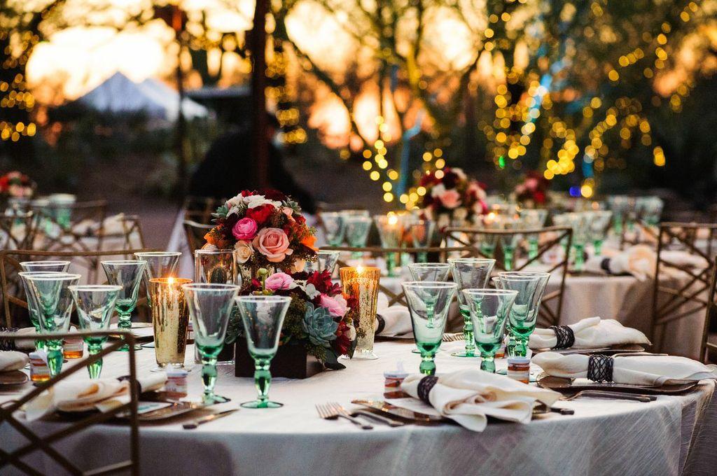 Real Wedding Meant2be Events Desert Botanical Garden