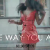 VIDEO:Vanessa Mdee -The Way You Are:Download
