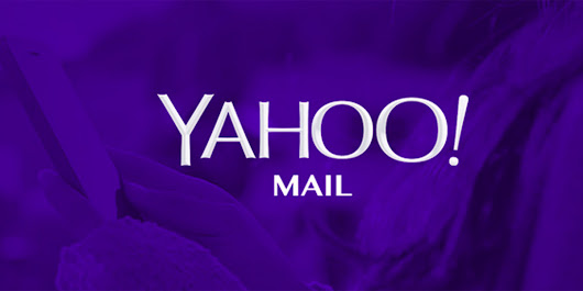 How to search Yahoo mail by date range?