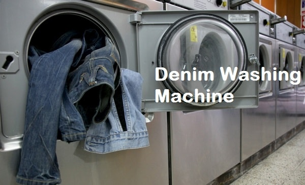 In the past decade, there have been many developments in denim washing machines. Many machine manufacturers offer various kinds of denim washing machines. For more information related to the recent development in denim washing machines, please visit the manufacturers' Websites. A denim dyeing and washing factory needs the following machines.