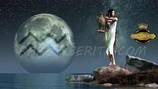 Zodiak Aquarius ( 20 Januari - 18 Februari )