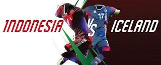 Indonesia Vs Iceland