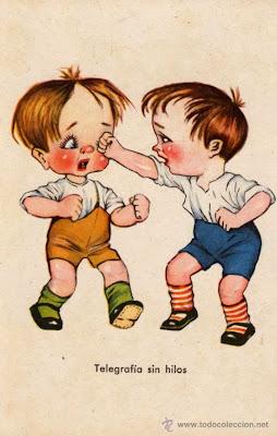 Resultado de imagen de niño pega a otro niño