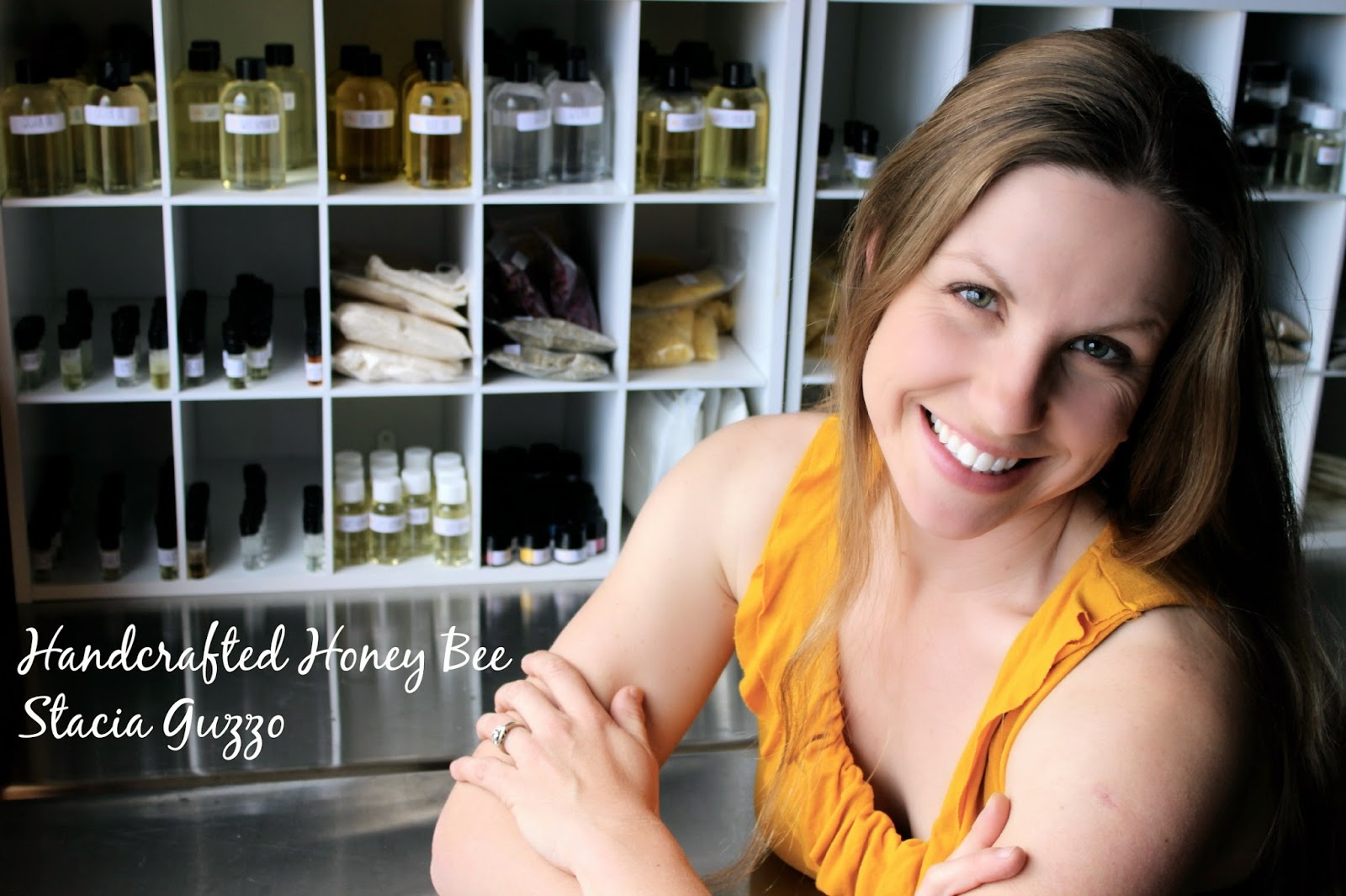 Convey Awareness | Raising Self Reliant Youth - with Stacia Guzzo of Handcrafted Honey Bee