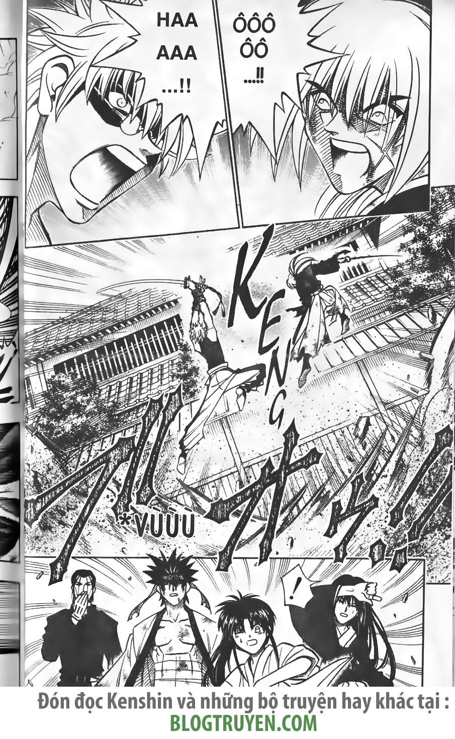 Rurouni Kenshin chap 201 trang 11