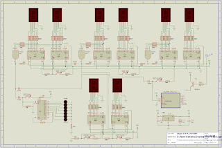 Logic clock circuit