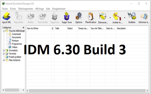 تفعيل برنامج التحميل IDM 6.30 Build 3 آخر اصدار