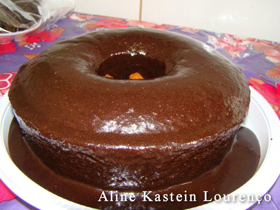 Calda de Chocolate para Bolo de Cenoura - Culinária-Receitas - Mauro ... 993889f2961
