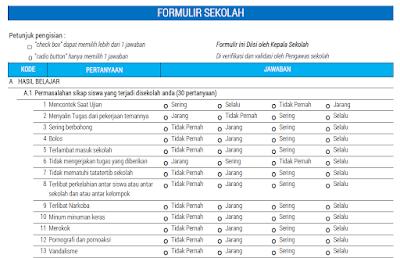 Download Aplikasi Pemetaan Mutu Pendidikan/PMP Kemdikbud Tahun 2017