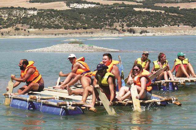 900 έφηβοι Πρόσκοποι και 200 ενήλικες συνοδοί στη μεγαλύτερη πανελλαδική κατασκήνωση νέων στηνΠελοπόννησο