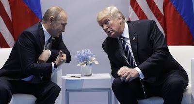 """Трамп и Путин создадут """"канал связи для урегулирования ситуации в Украине"""""""