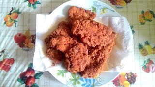 Resepi ayam goreng kfc