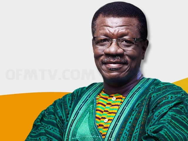 Six Vital Lessons From Dr. Mensa Otabil's Success Story