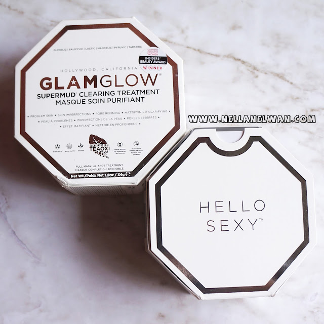 glamglow supermud clearing treatment mask review