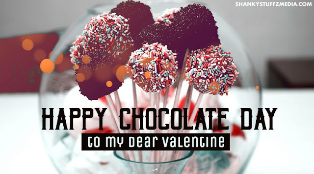 Chocolate Day wishes images messages