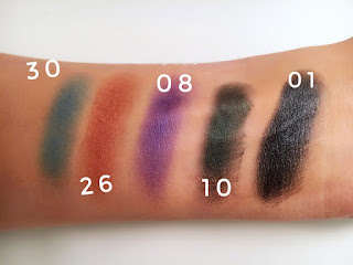 Makeup Revolution / Eyeshadow Palette / Review