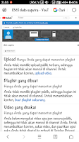 Tampilan channel youtube baru