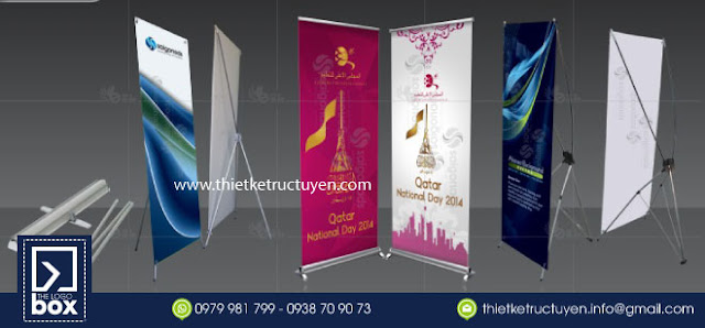 Sản xuất - cung cấp kệ standee tại TPHCM