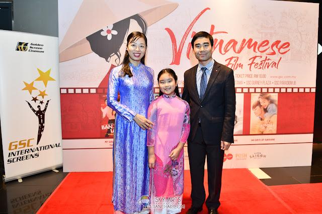 GSC Vietnamese Film Festival 2018 Launch Pavilion KL GSCVFF18 Nguyen Anh Duc Embassy Viet Nam