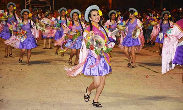 En vivo Entrada de Comadres Tarija 2018