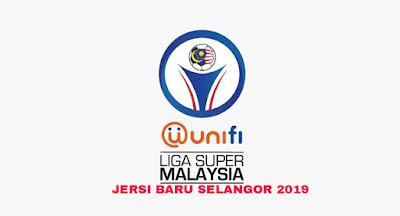 Gambar Rekaan dan Harga Jersi Baru Selangor 2019