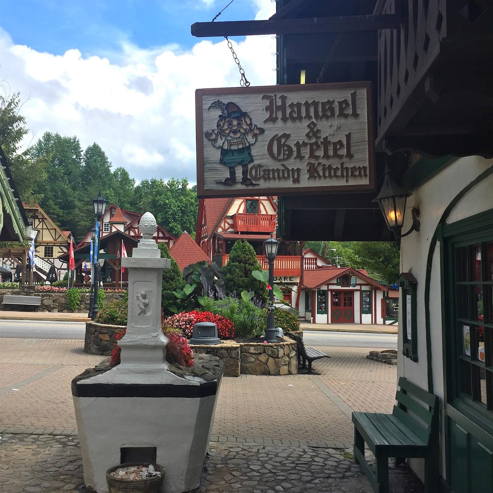 Helen, Blairsville, North Georgia Mountains things to do