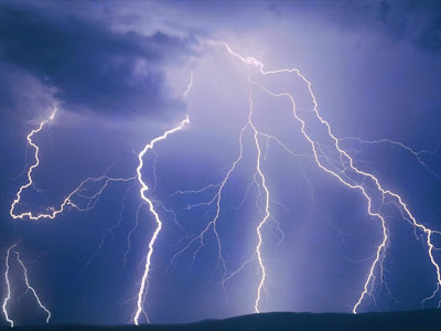 Positive Lightning Strikes Intensify As Cosmic Rays Increase