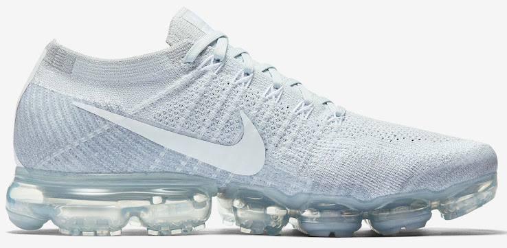 new style 1412a 5bc7d This is the Pure Platinum colorway of the 2017 Nike Air VaporMax. +2. 3 of  3. 1 of 3