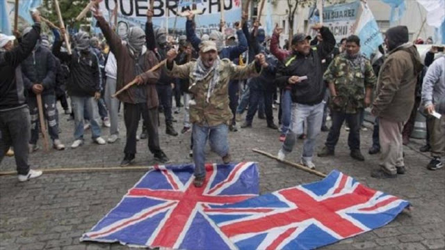 Exmilitares británicos ven en peligro las Malvinas con Corbyn