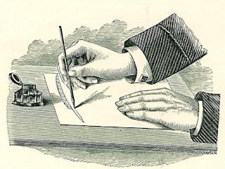 menulis dongeng