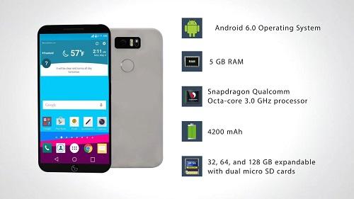 LG G6 Spesifikasi