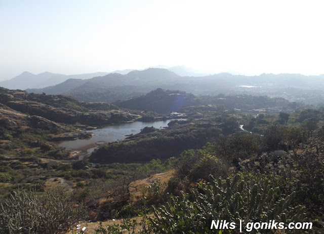 day trip in mount abu hill station