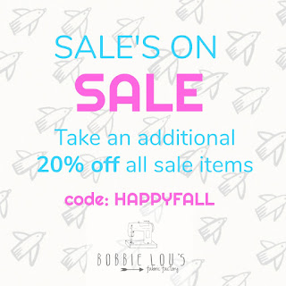 additional 20% off sale items with code HAPPYFALL