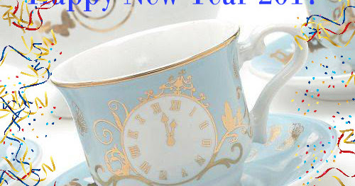 Happy New Year Year in Review #1 For Tuesday Cuppa Tea