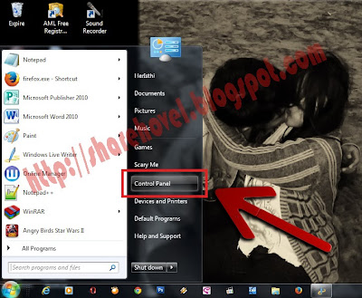Step 1 - Cara Untuk Menonaktifkan Windows Auto Update Di Windows 7
