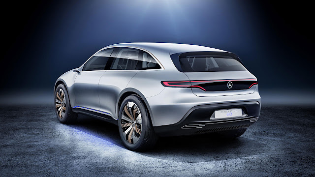 Mercedes-Benz Generation EQ - Mobility revisited