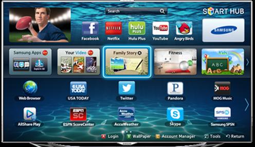 sansung Instalar aplicativo Smartv Sansung SS IPTV