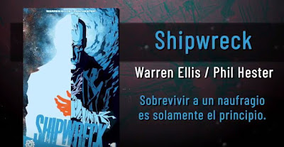 Shipwreck de Warren Ellis y Phil Hester