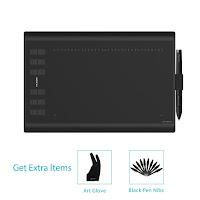 Huion Micro USB Dessin Grande Taille Tablette Graphique
