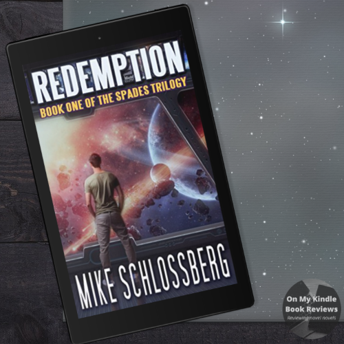 REDEMPTION (BOOK ONE OF THE SPADES TRILOGY), Book Review by On My Kindle Book Reviews
